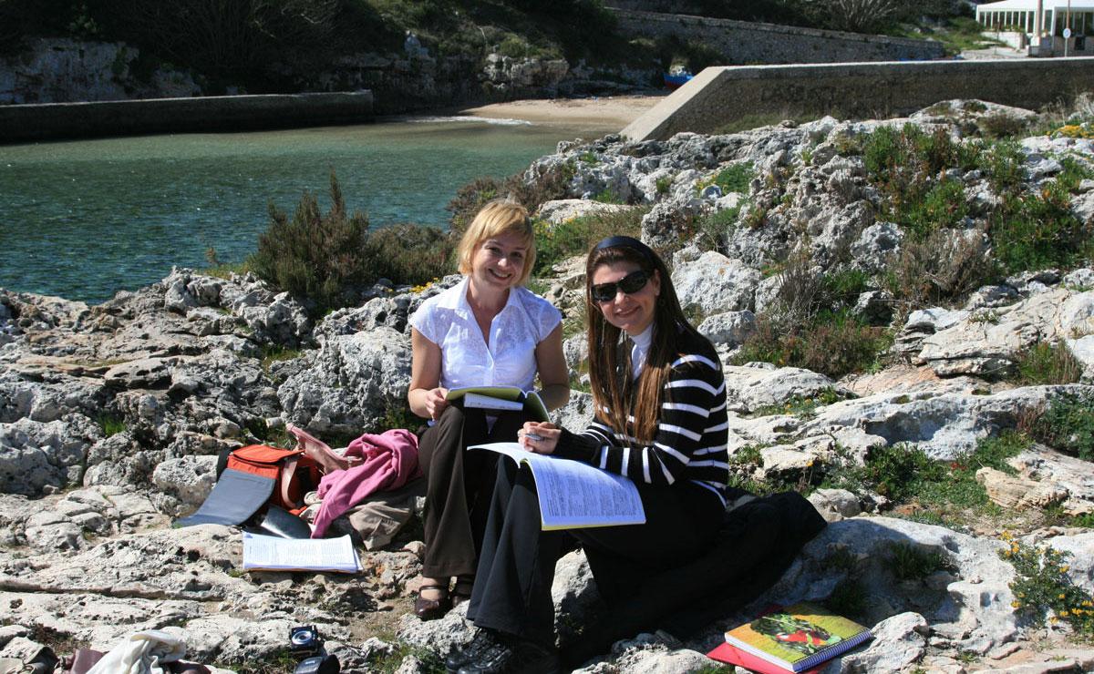 scuole-italiano-in-italiano-sulla-spiaggia